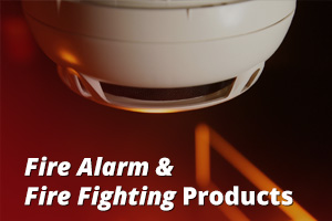 fire alarm & fire fighting egypt